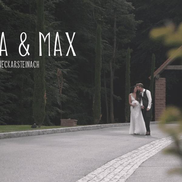 Die unvergessliche Hochzeit von Nadja und Max auf dem Hohen Darsberg