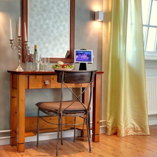 Stilvoll eingerichtete Zimmer für Ihre Gäste