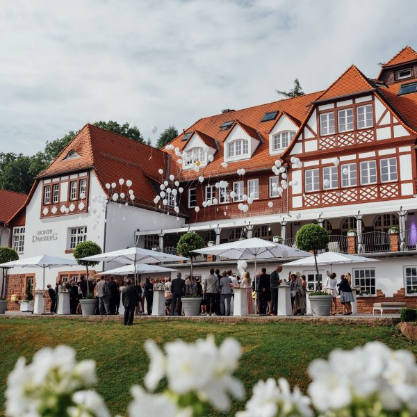 Eventlocation Hoher Darsberg mitten in der Natur